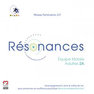 Résonances 2A