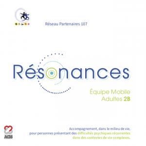 Résonances 2B